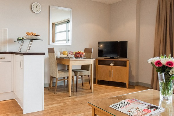 Self Catering Accommodations in Nottingham