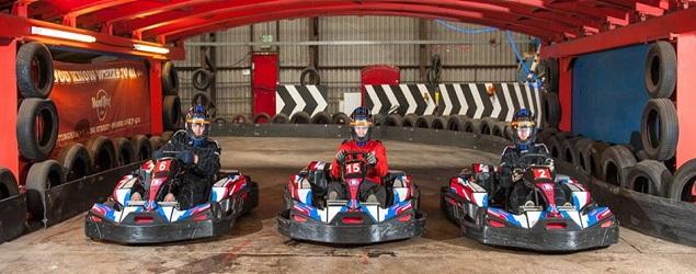 Langar Karting