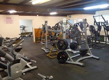 Cinderhill Gym Nottingham