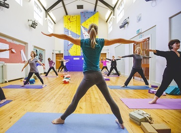 Iyengar Yoga West Bridgford Nottingham
