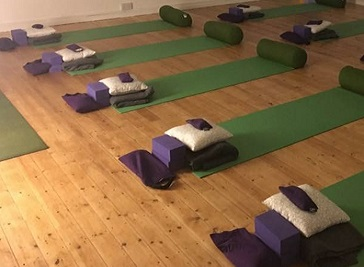 Bamboo Yoga Nottingham