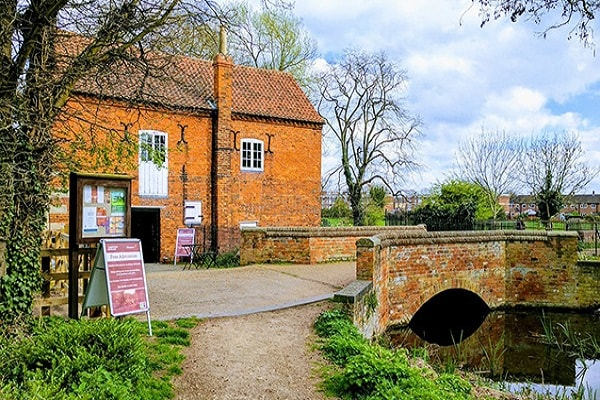 Cogglesford Watermill in Nottingham