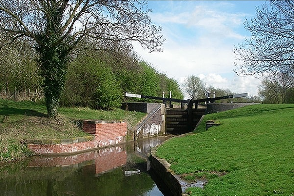 Grantham Canal in Nottingham