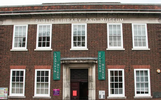 Grantham Museum in Nottingham