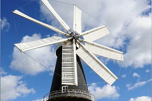 Heckington Windmill in Nottingham