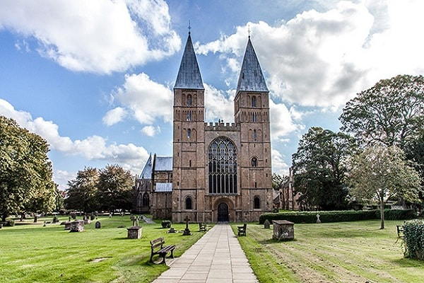 Southwell Minster in Nottingham