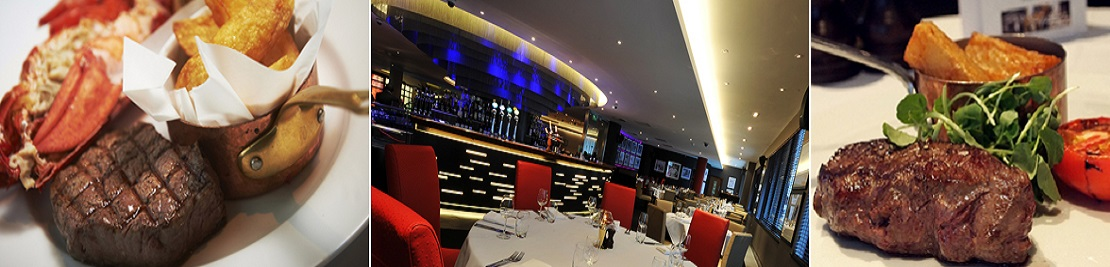 Marco Pierre White's Steakhouse Bar & Grill Nottingham