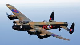 The Dambusters Raid HQ coordinated the squadron of Avro Lancasters during the raid on Germany