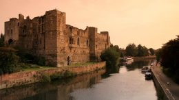 Attractions, castles, in, around, nottingham, east midlands