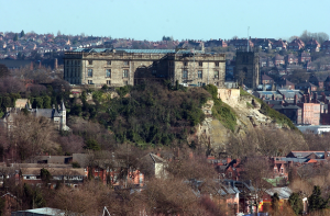 Nottingham Castle, Attraction, Museum, Nottingham, Renovation