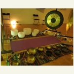 Gong Baths every week